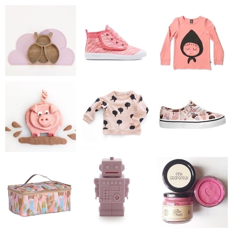 Pretty pink - kidsstyle, kidsfashion - projektlittle | ello