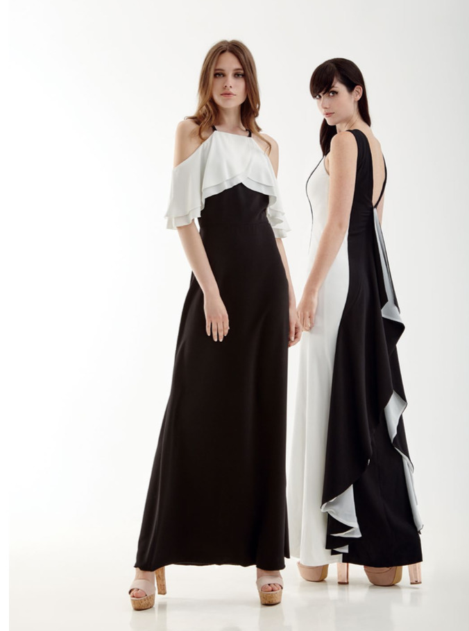 guests matis maxi dress - matis_fashion | ello