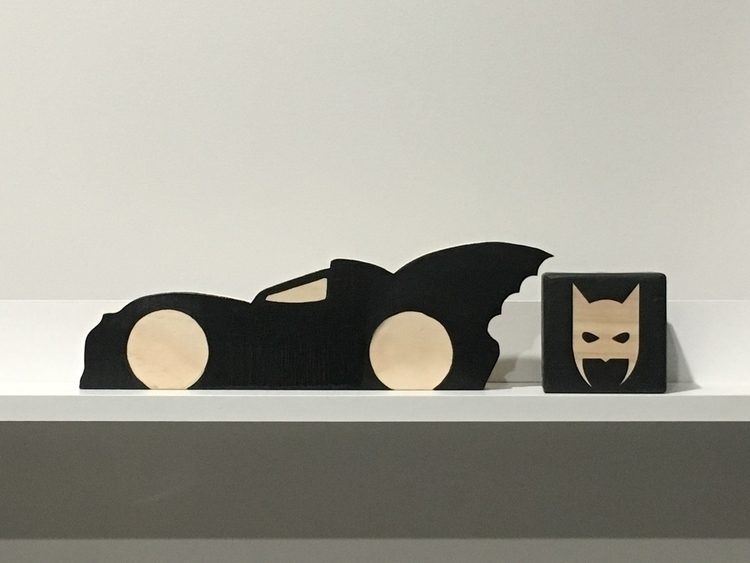 BAT CAR 🦇 addition Kids Decor C - woodenitbefun | ello