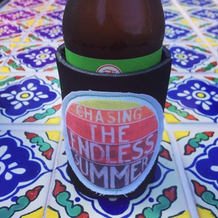 Soft patch koozies summer smoot - finfirst | ello