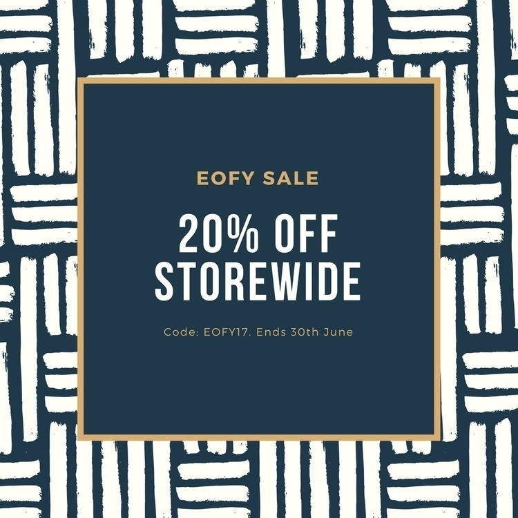 //EOFY17 SALE// 20% storewide e - thesailingsheep | ello
