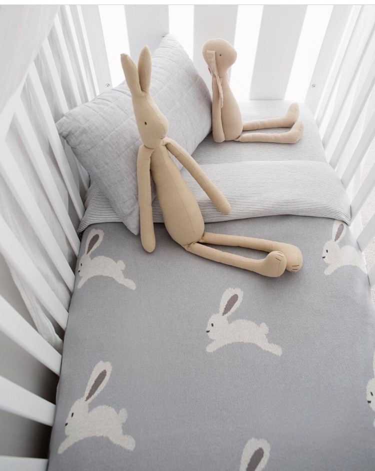 cutest baby blanket nursery. ti - sweetlittledreams | ello