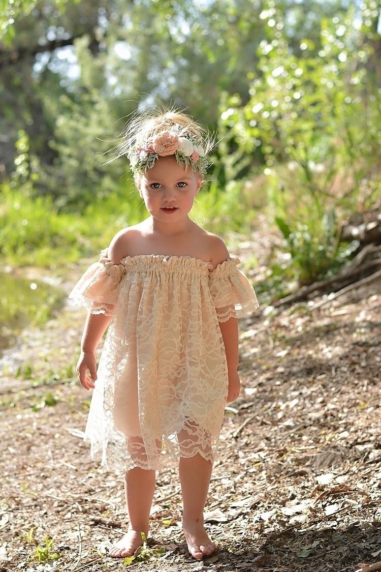 wild flower Crown Dress - brandrep - misskinlee_ | ello