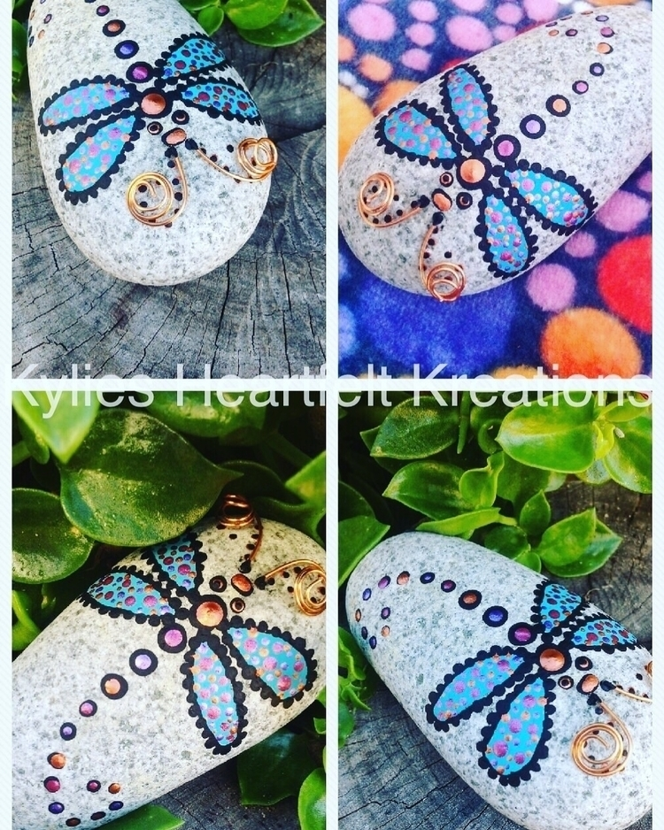 Dragonfly Peace, love, harmony - kyliebeveridge | ello
