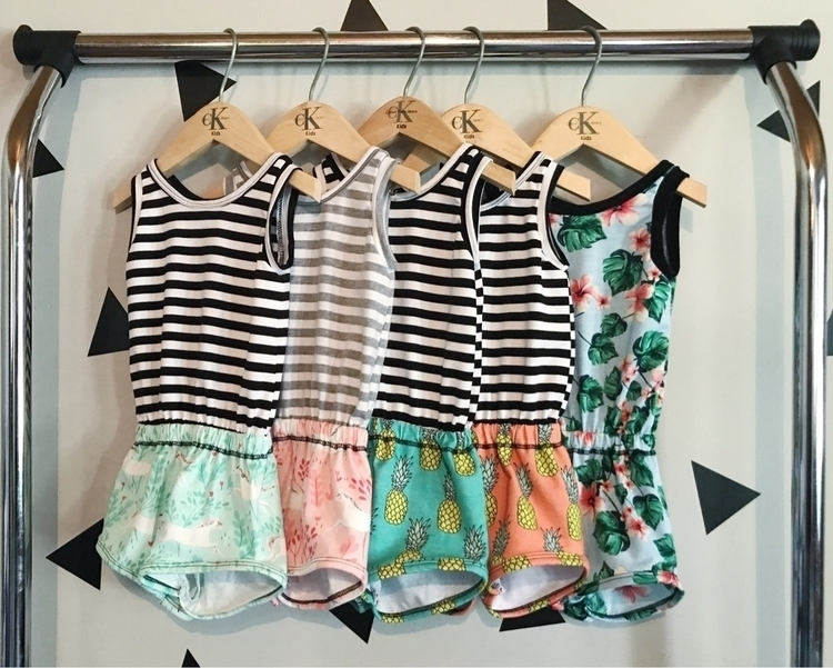 rompers added shop! super excit - littleteepeedesigns | ello