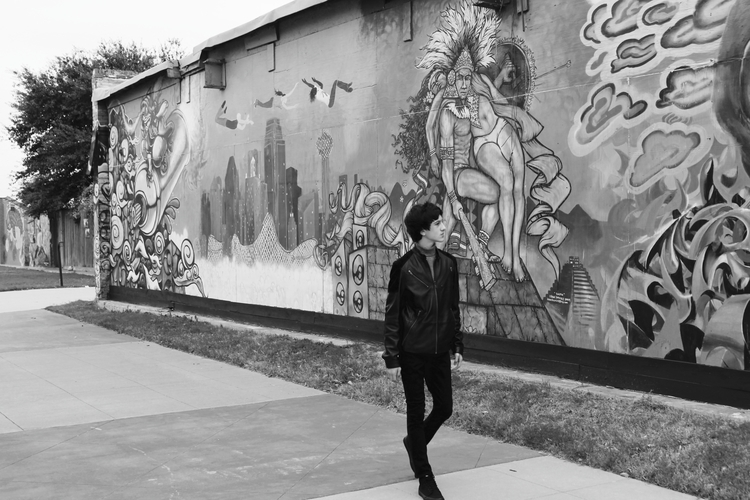 DeepEllum, Dallas, Texas, Grafitti - zainqardan | ello