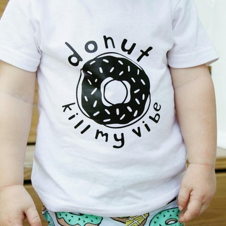delicious Donut Kill Vibe tee c - mrcocojames | ello