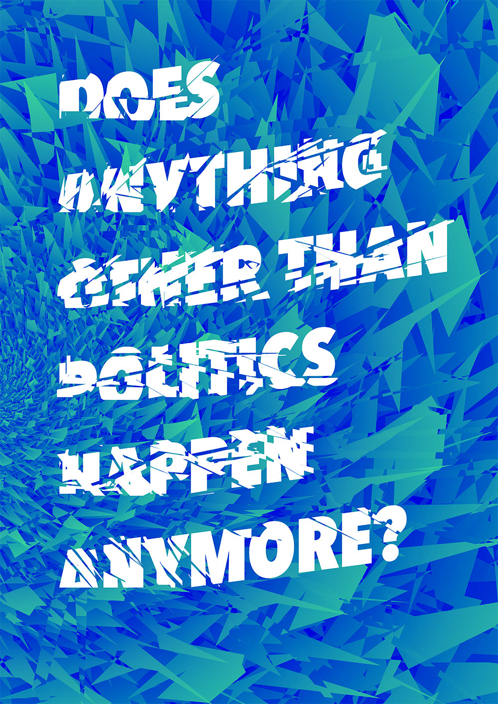 politics happen anymore? 9 - 365 - theradya | ello
