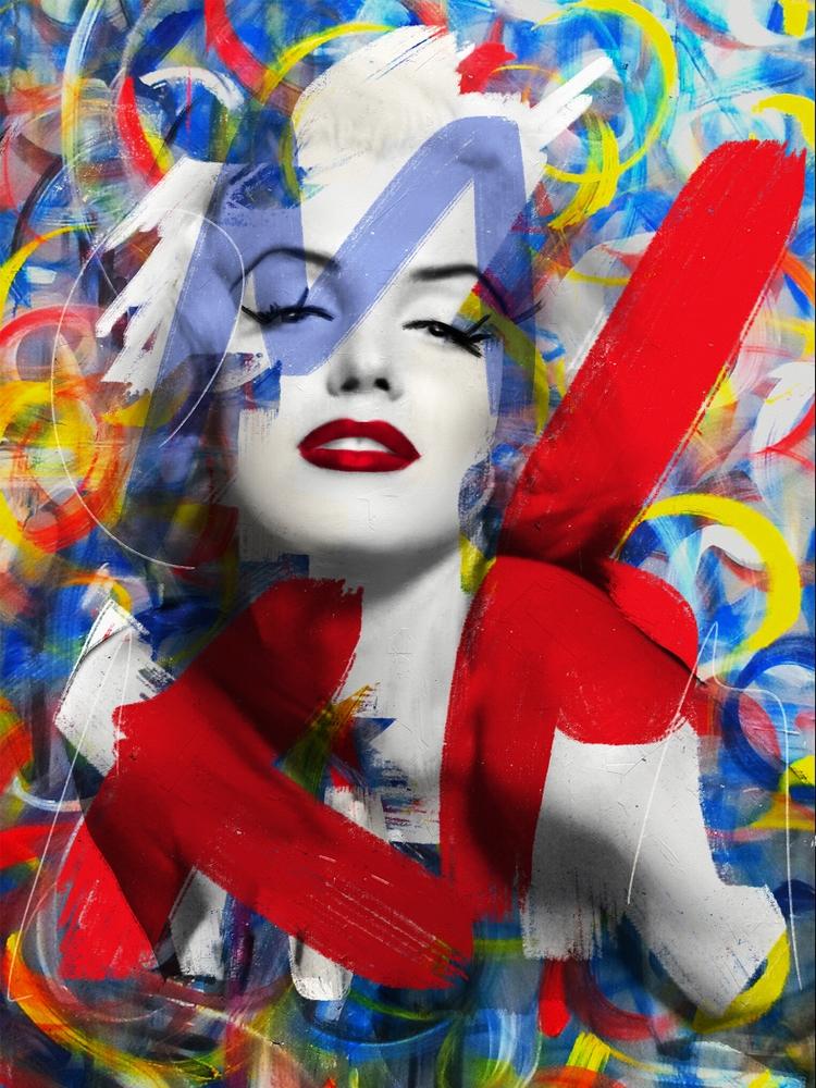 Sweet Marilyn - dmalta10 | ello