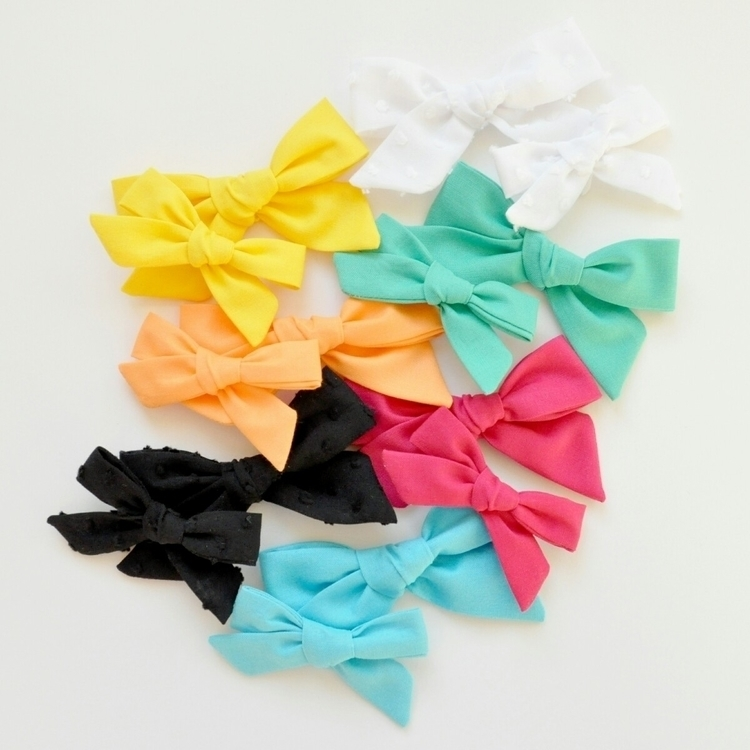 days release oversized Evy bows - ellebellebaby | ello