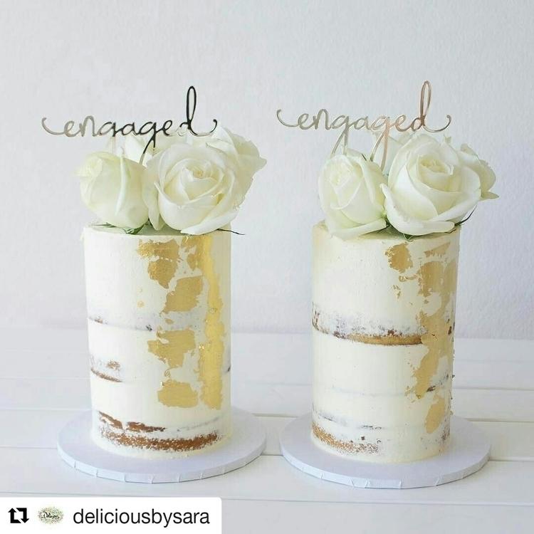 stunning duo cakes Delicious Sa - studiot55 | ello