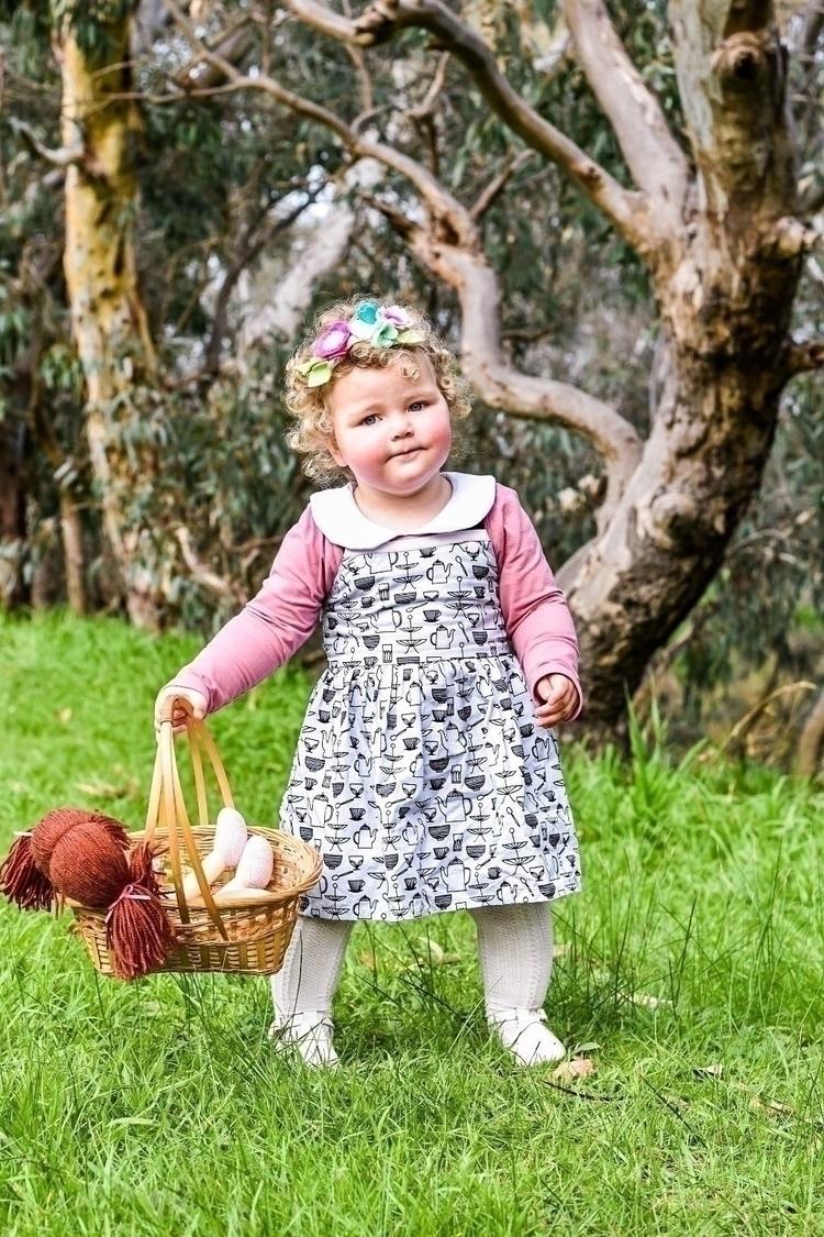 Cuppa tea dress cute print. gor - harlow_isabel | ello