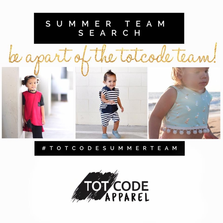 Brand team search Instagram pag - totcode_apparel | ello