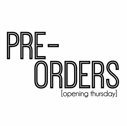 PRE-ORDERS OPENING THURSDAY NIG - collectivekidsthreads | ello