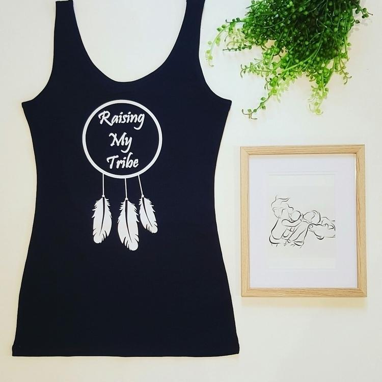 Raising Tribe singlets online p - theelliotttribe | ello