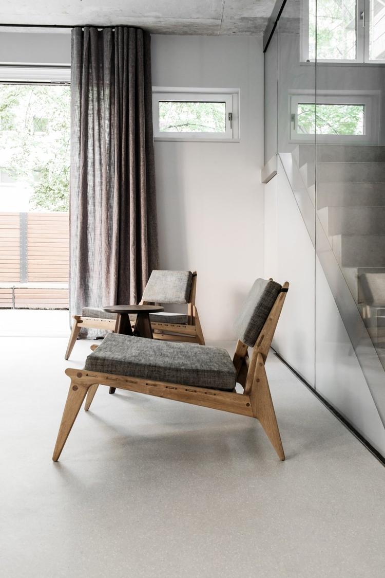 Corner sitting area. House Pren - upinteriors | ello