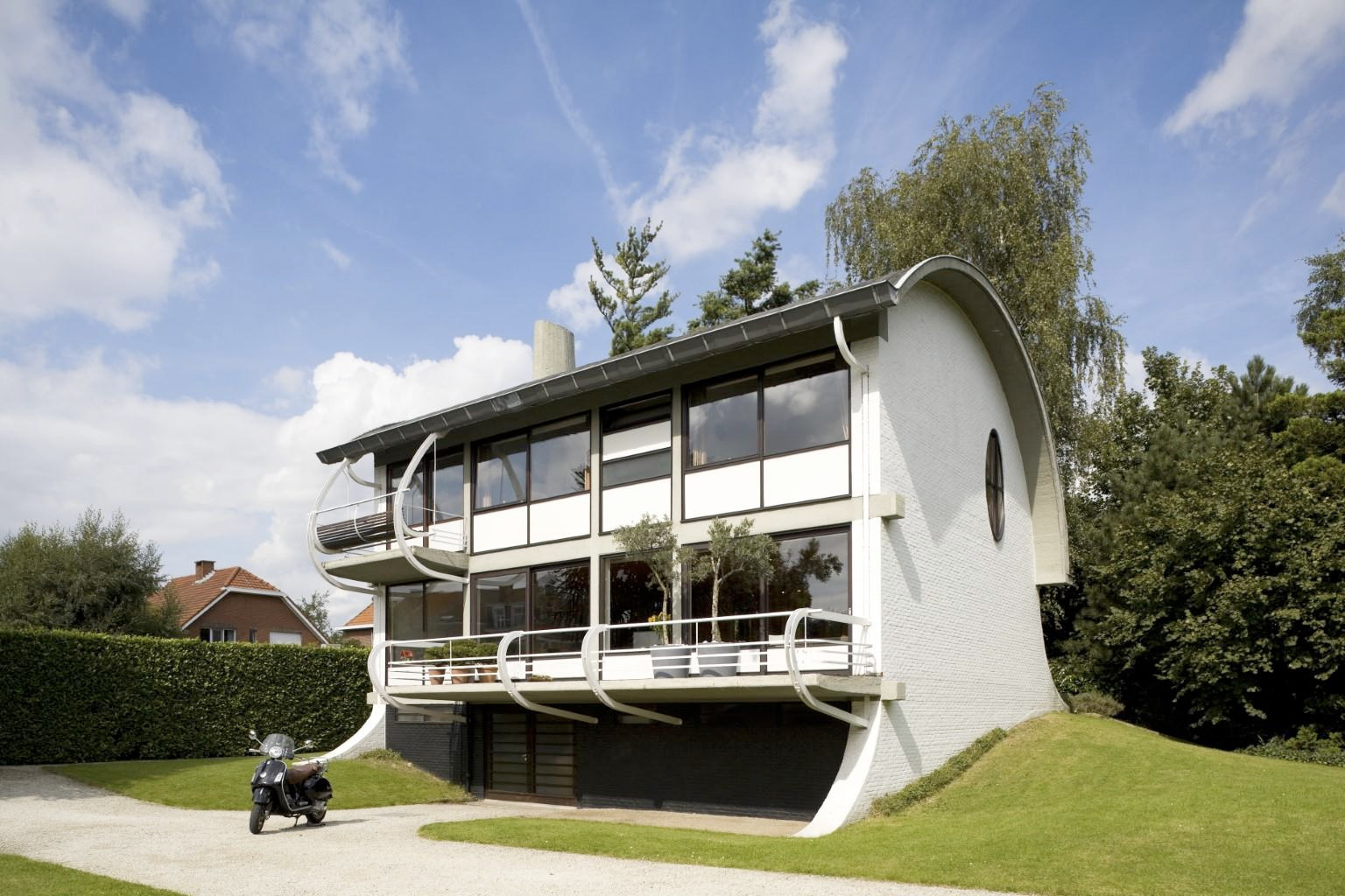 1960s modernism: Renaat Braem-d - red_wolf | ello