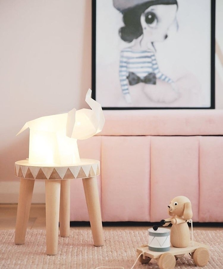 hey Eli, LumiCo lamps give magi - mynightlight | ello