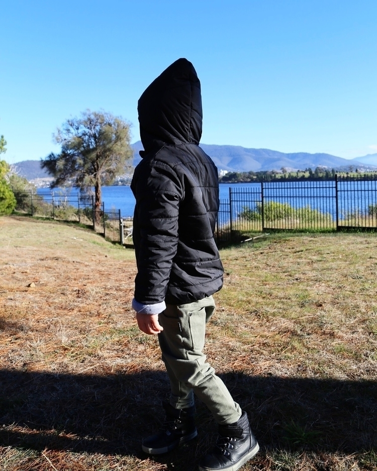 Keeping warm Tasmanian winter d - taslifewithmyboys | ello