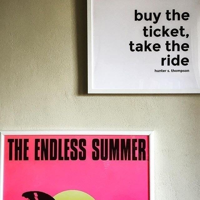 buy ticket, ride - Hunter Thomp - kreohome   ello