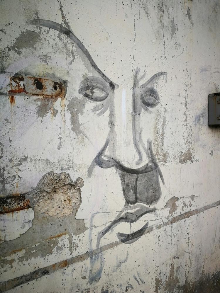 ink brush wall - Bevin, bevinrichardson - bevinrichardson | ello