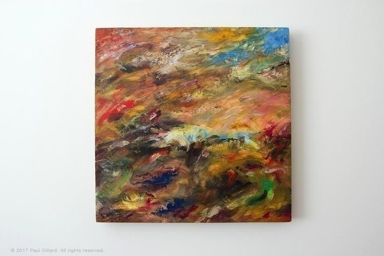 Title: elements' Oil painting  - paulgillard | ello
