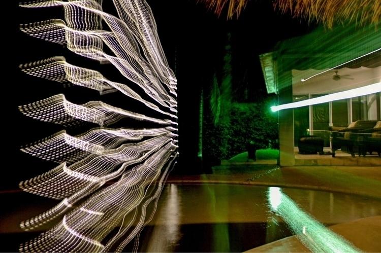 Zoom zoom - lights, night, longexposure - peri_maza   ello