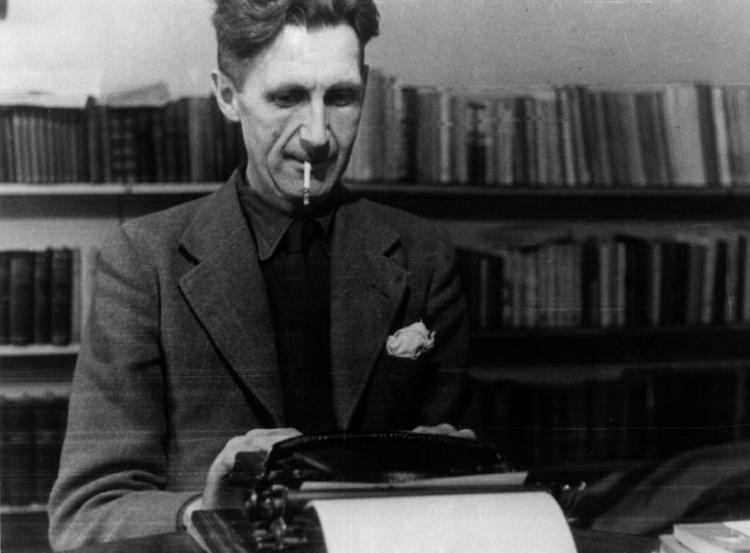 George Orwell - milanostphn   ello
