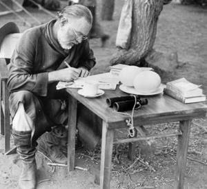 Ernest Hemingway - milanostphn | ello