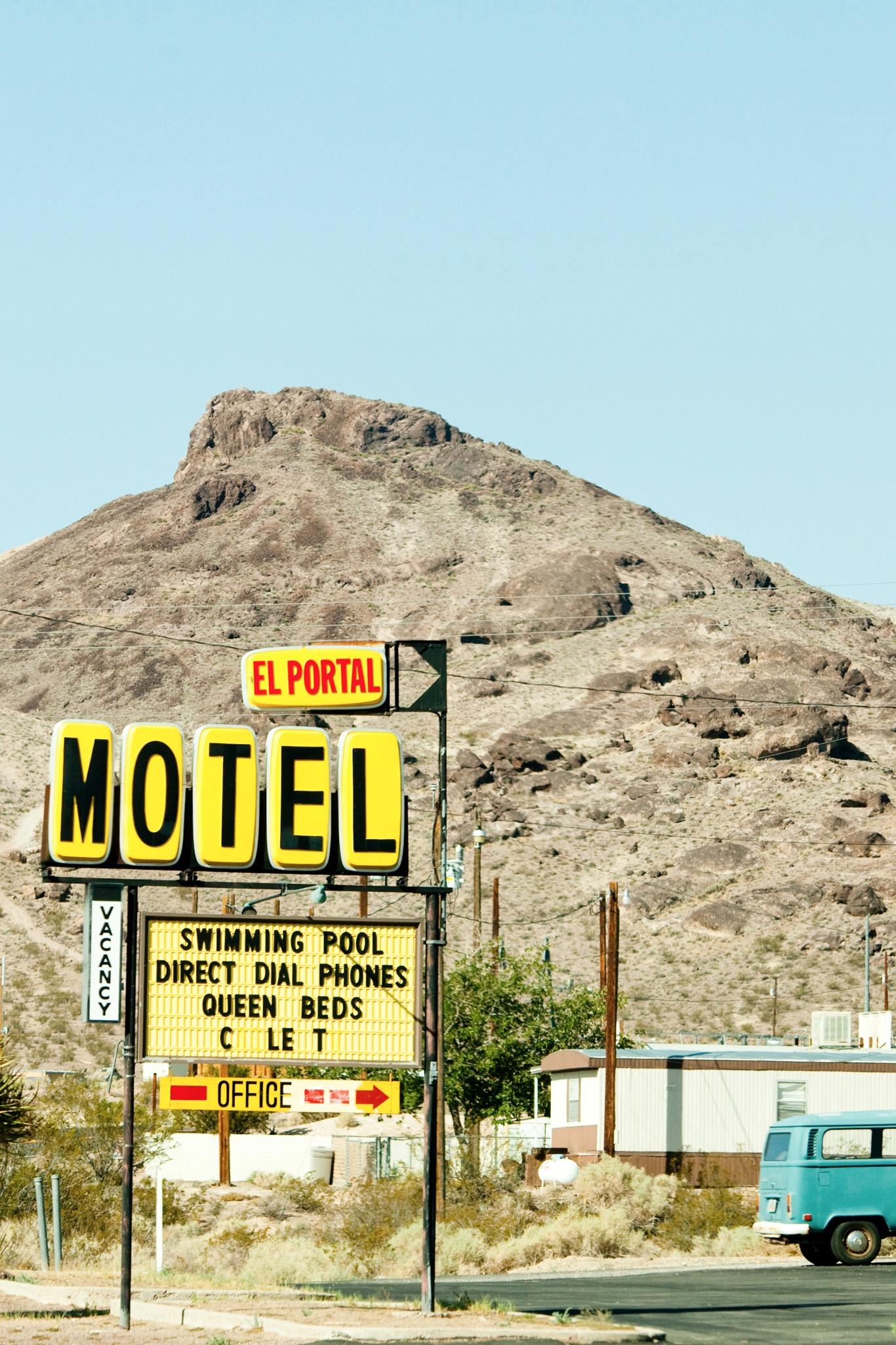 Homesick... Beatty, NV - thomashawk | ello