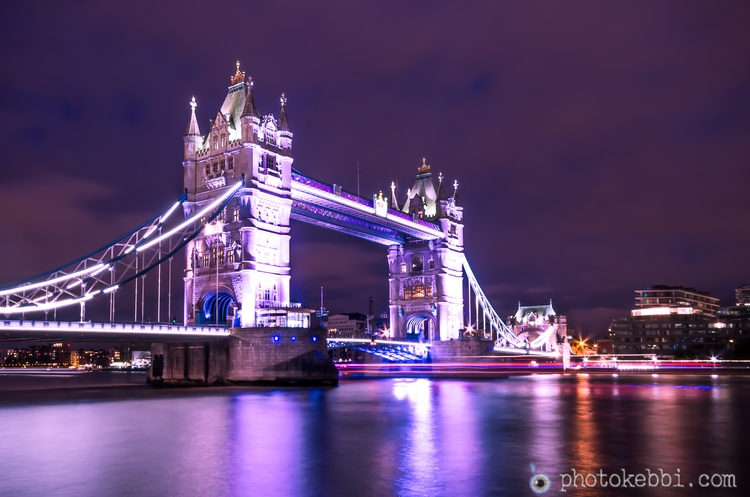 Tower bridge London - Photobynight - rkebbi | ello