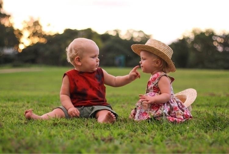 cute future couple  - ellochildhood - raisingaubri | ello