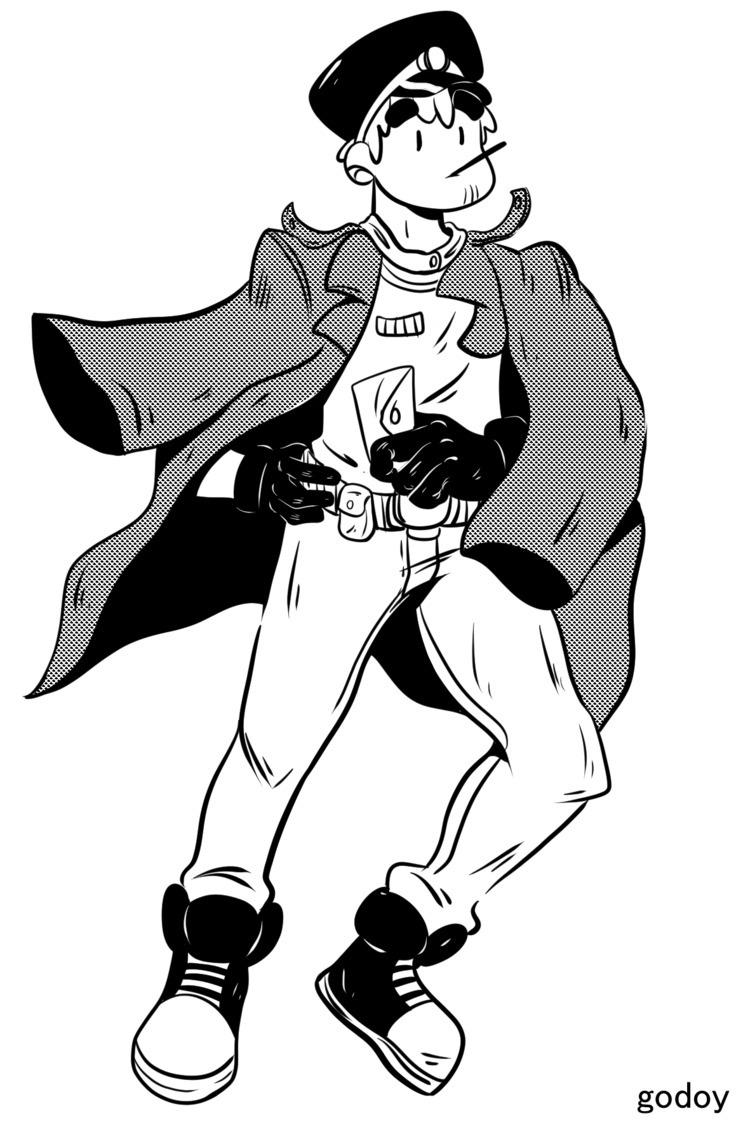 General - drew wearing sneakers - gabrielgodoydemarchi | ello