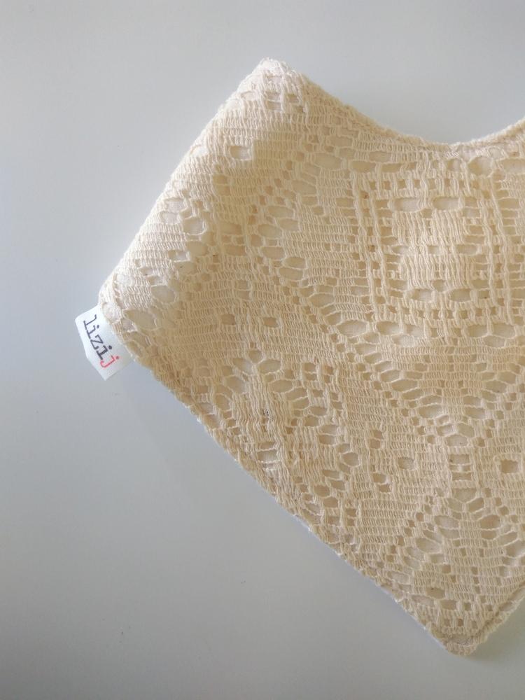 Texture love - bib, texture, lace - lizi_j   ello