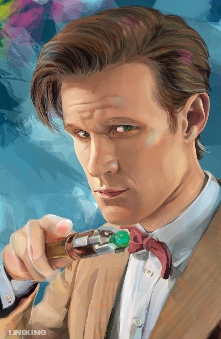 favorite doctor played Matt Smi - lineking   ello
