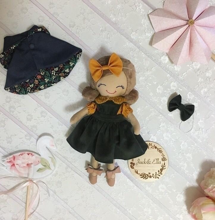 Small dress dolly olive cordaro - jackella | ello