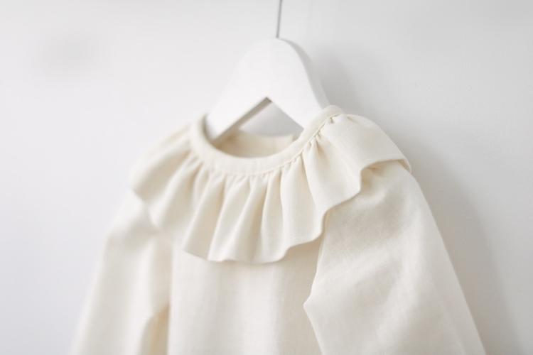 ~ LINEN ruffle blouses biggest  - milliewynterdesigns | ello
