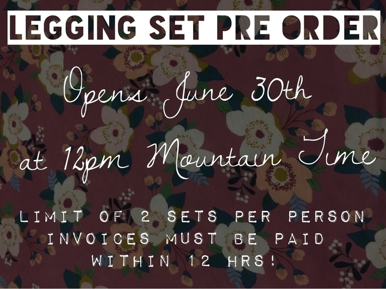Opening pre orders sets! Sets $ - ohmydarlingbowsandheadbands | ello
