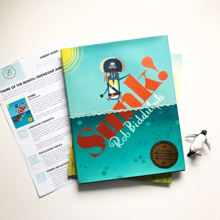 Sharing book month. Sunk! great - kidsbookswelove | ello