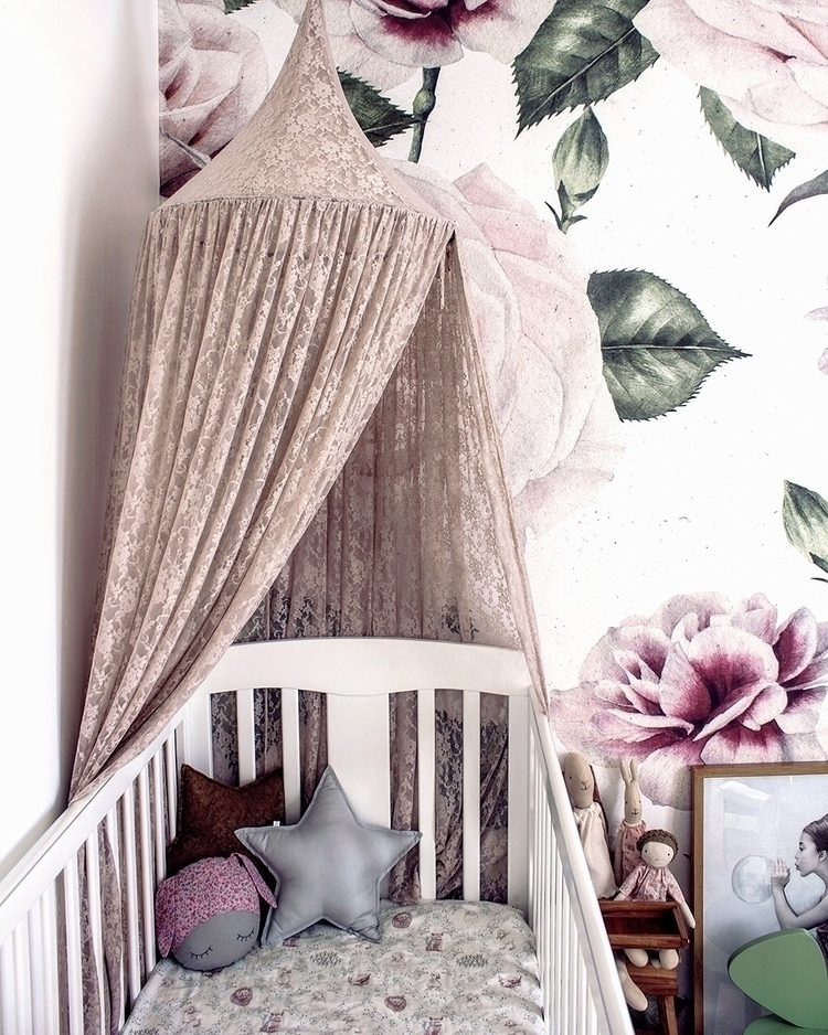 blog - nursery makeover feature - cleverpoppy | ello