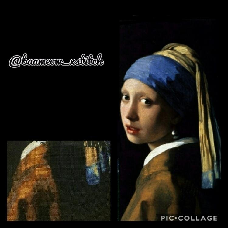 adore painting Vermeer work gen - baameow | ello