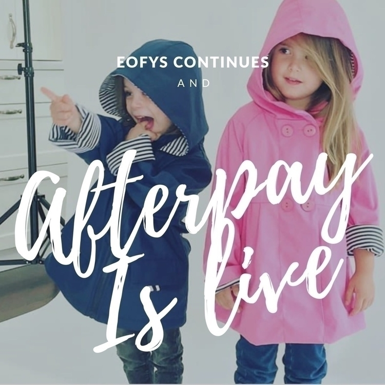 people Afterpay live!! Perfect  - belandbear   ello