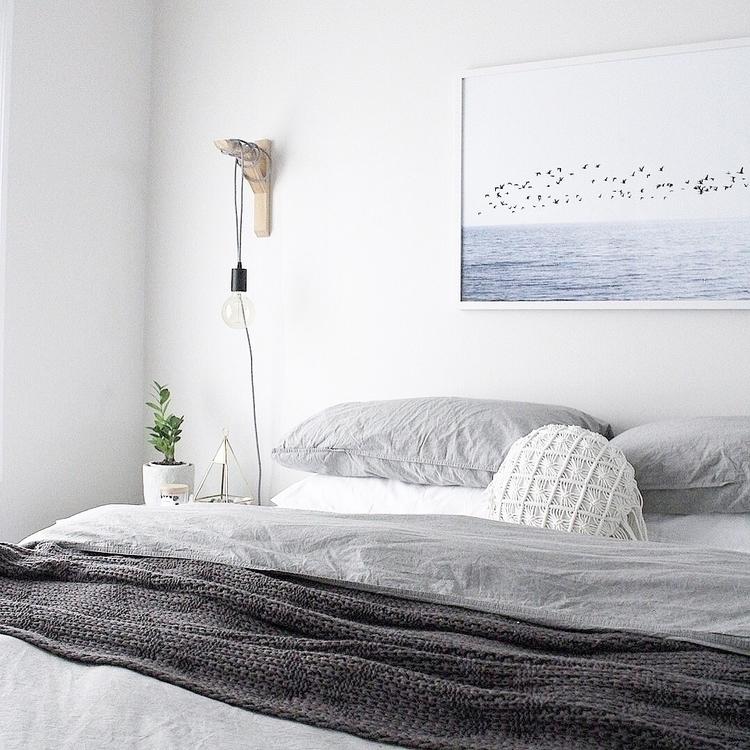 interior, bedroom, bed, home - _misskara | ello