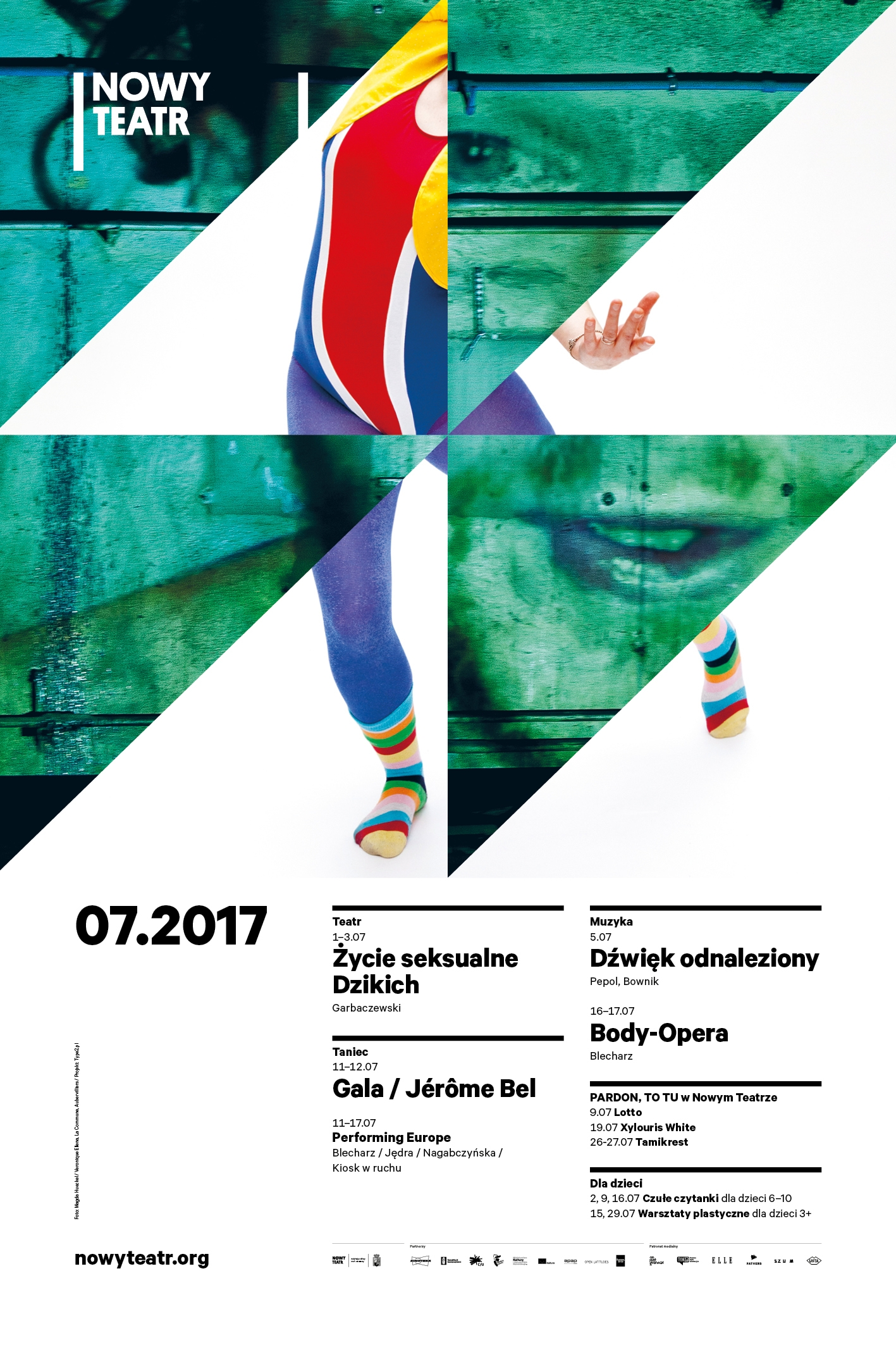 July Nowy Teatr - type2, nowyteatr - type2_design | ello