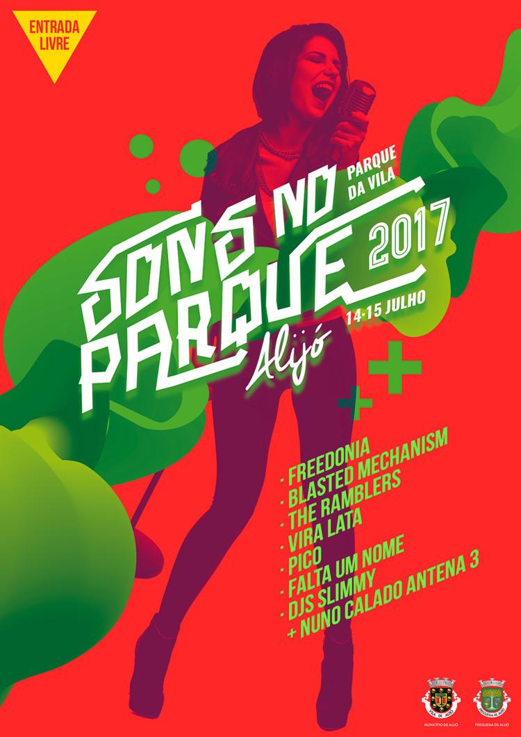 poster, summerfest, design - flucas | ello