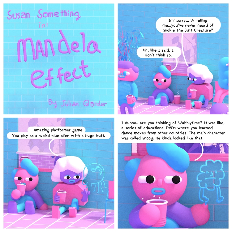 starting comic series VICE call - mtndew | ello