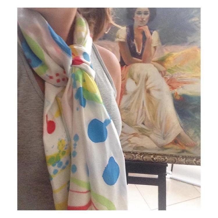 Art + Silk - talitasecco | ello