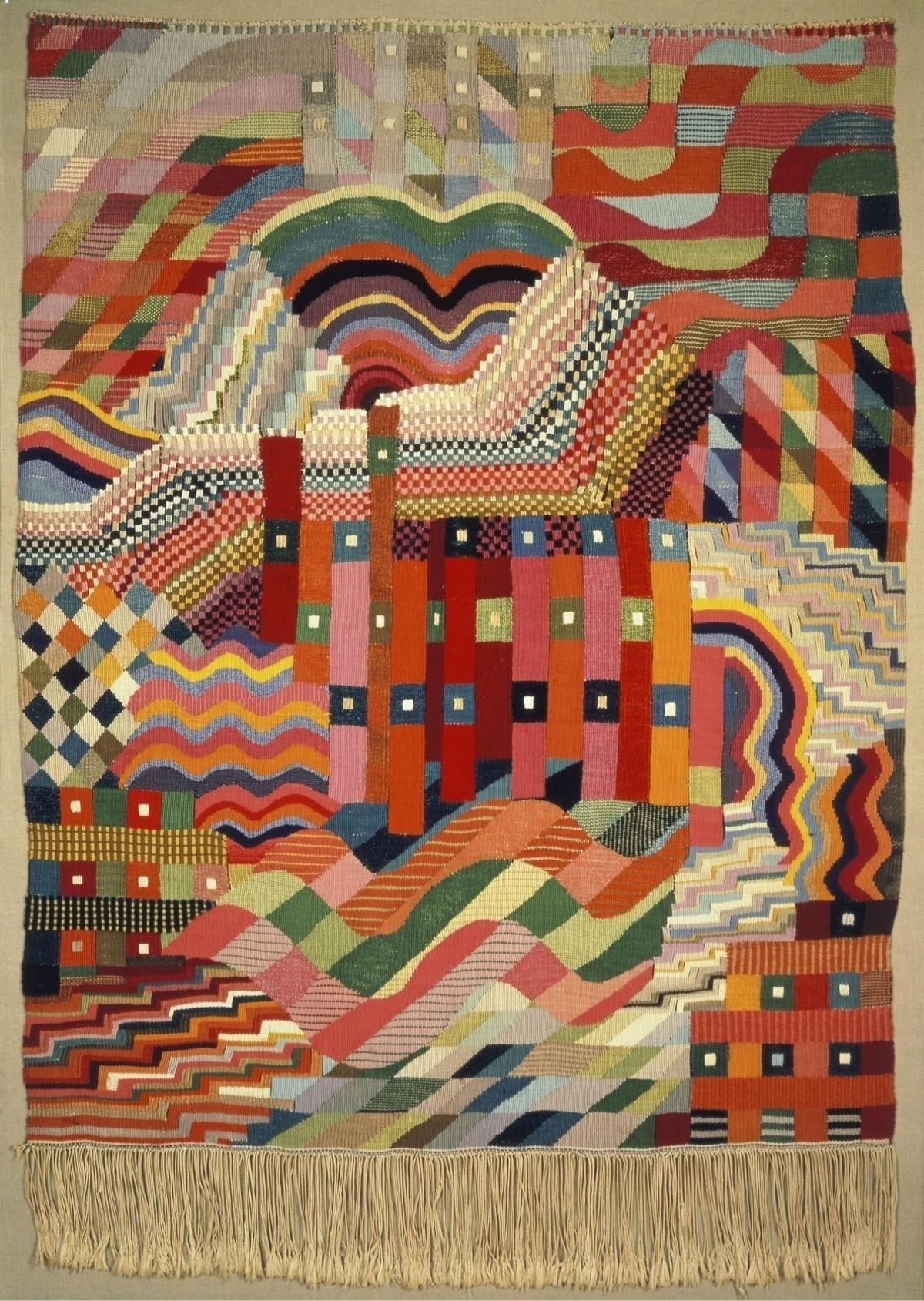 design Gunta produced 1926 - Tapestry - bauhaus-movement | ello
