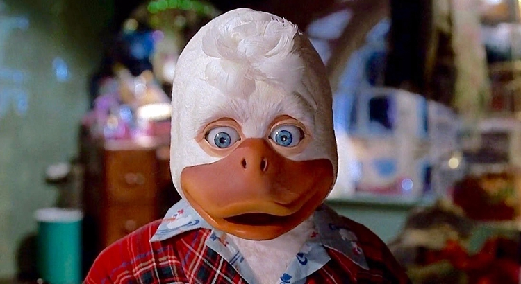 """Howard Duck"" remake works, Jam - bonniegrrl 