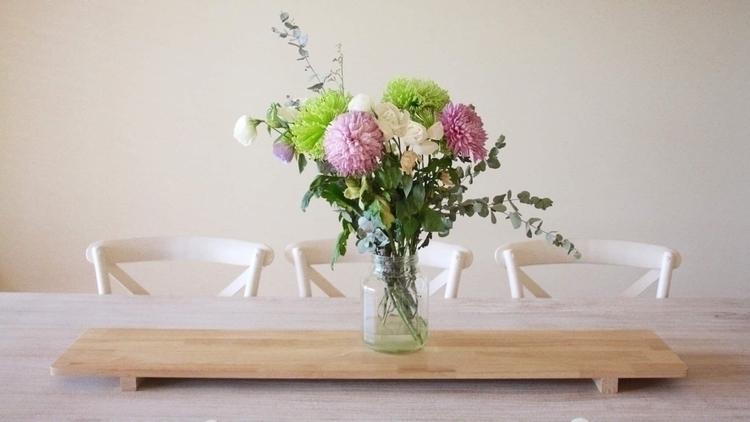 Home  - homeinspo, minimalism, blooms - ellimestrom | ello